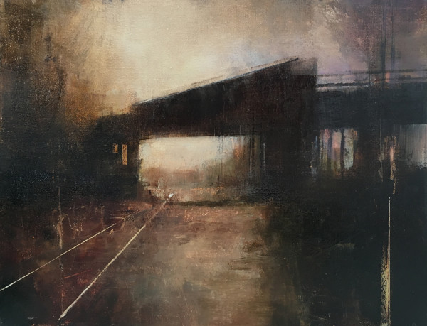 January Bridge (Horizontal Study I)