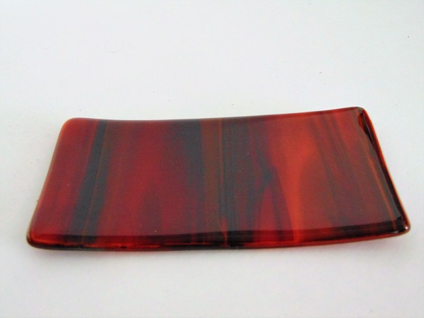 Small Tray-Reds/Black