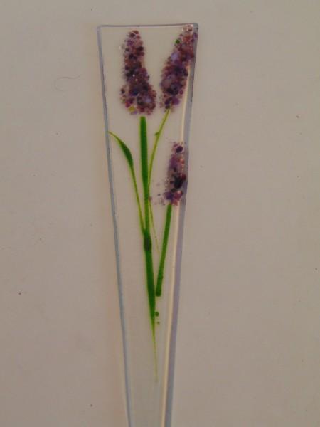 Plant Stake-Triple Lavender