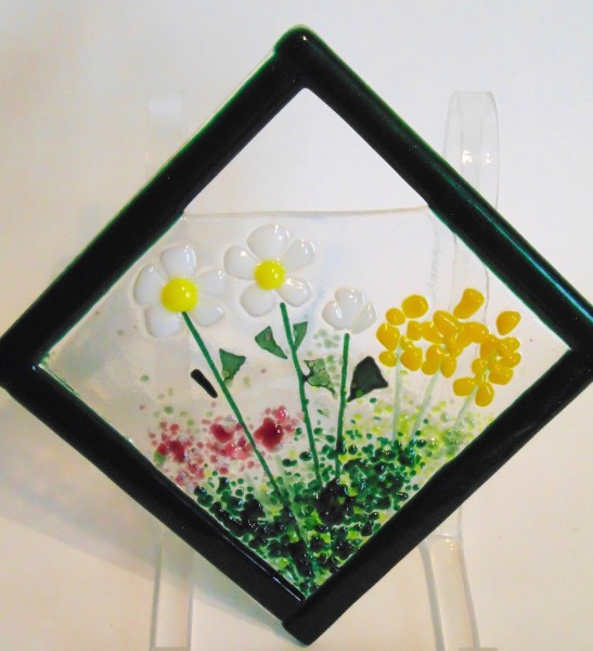 Garden Hanger-Diagonal, Daisies