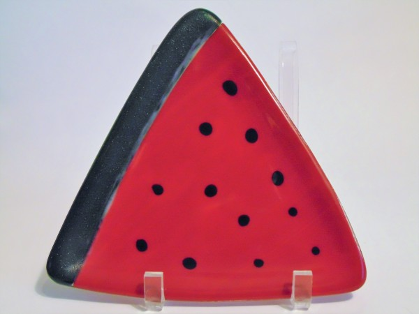 Watermelon Slice Plate