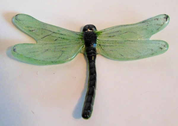 Large Dragonfly-Greens
