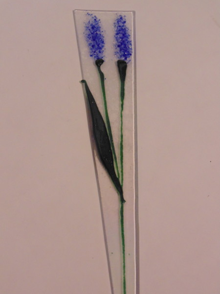 Plant Stake-Double Delphiniums