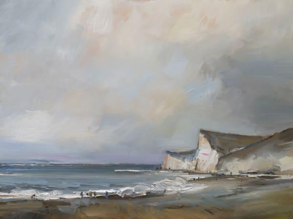 Stormy Day at Durdle Door Dorset