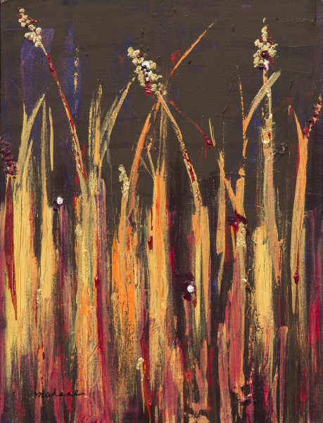 Flaming Reeds