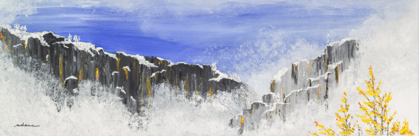 Frosty Cliffs 1