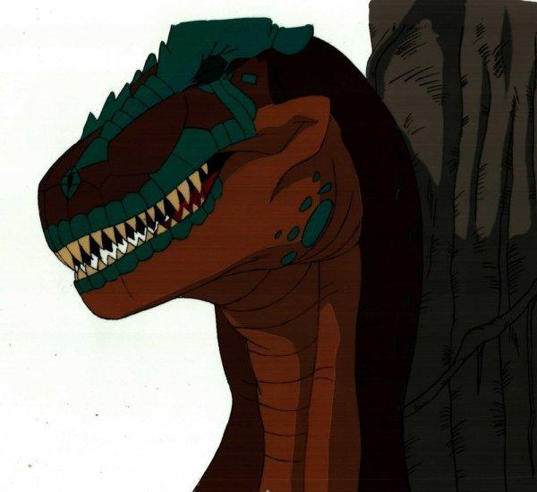 Cadillacs and Dinosaurs - Cel - Shivet