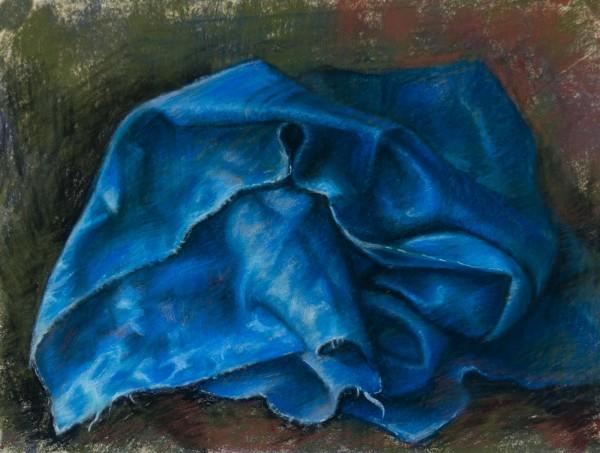 Blue Pile