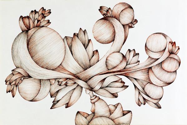 Serie De Flores - No. 3