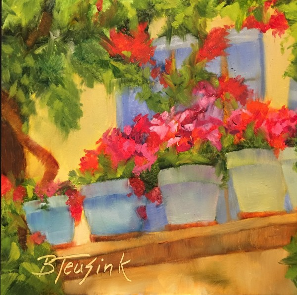 Front Row Seats in France (Study of Dreama Tolle Perry)