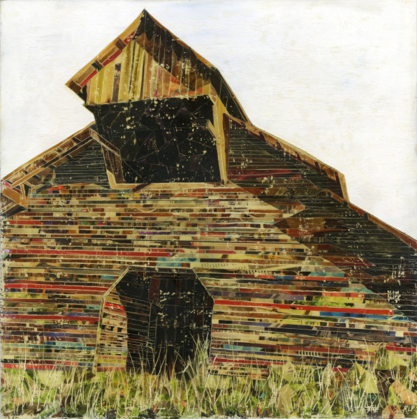 Untitled (Leiper's Fork Barn)
