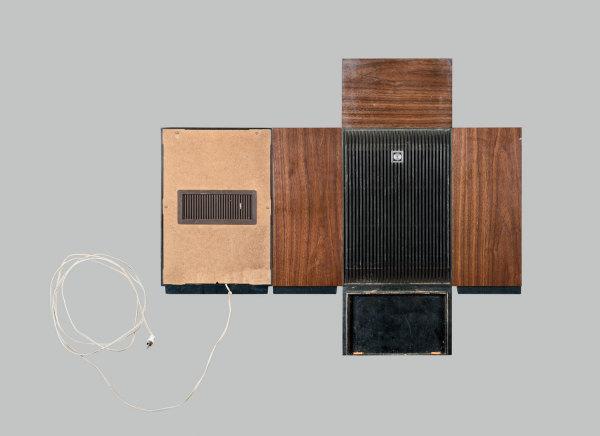 Speaker, 256 Fergusson Drive