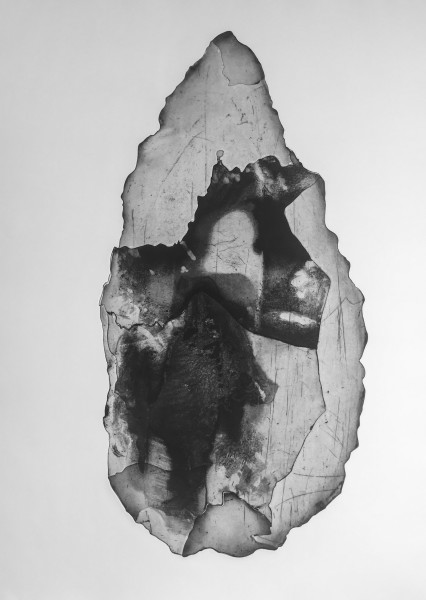 Worrorra Stone Tool, Vic Cox Collection