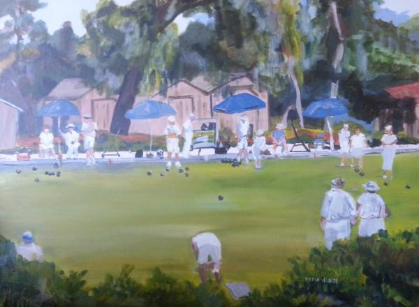 Balboa Park Lawn Bowlers