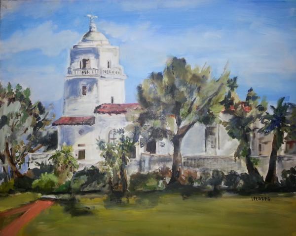 Serra Museum, Presideo Park, San Diego