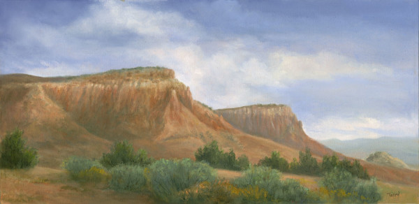 From Ghost Ranch