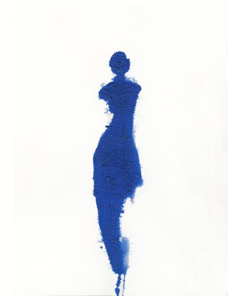 Blue Figure 5