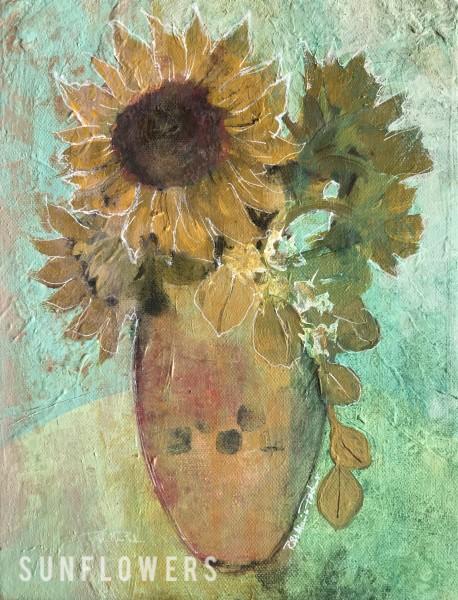Serendipitous Sunflowers