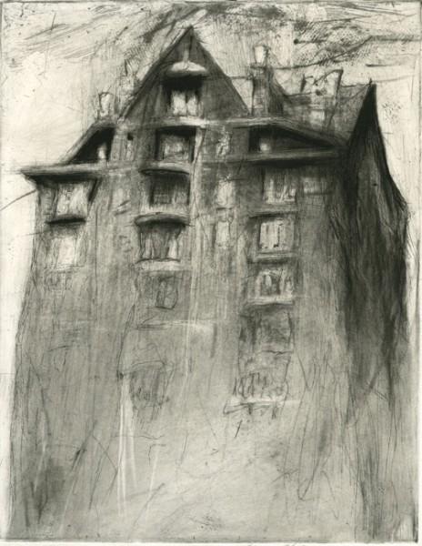 Gothic Apartment 2
