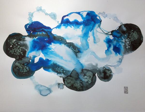Meditation on Blue VIII