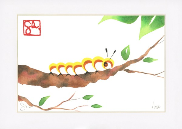 Caterpillar Series