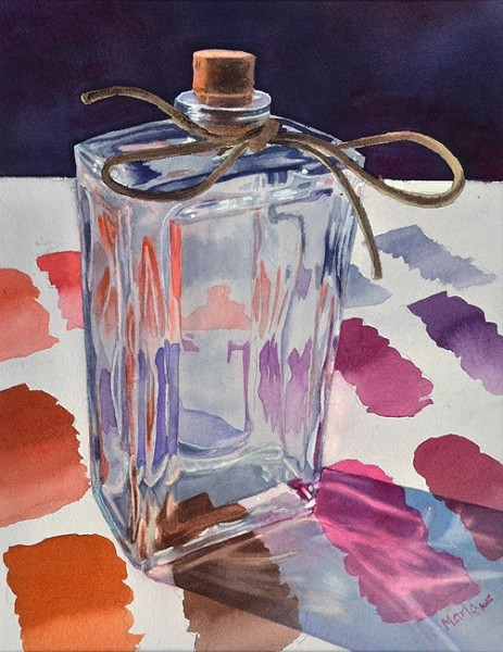 Watercolor Reflections