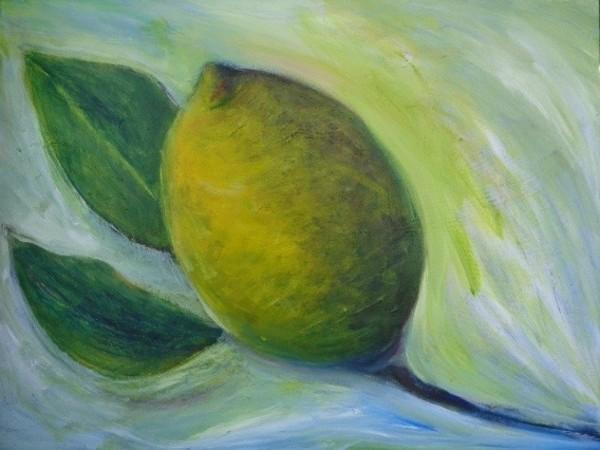 1006 Lemon Two Leaves