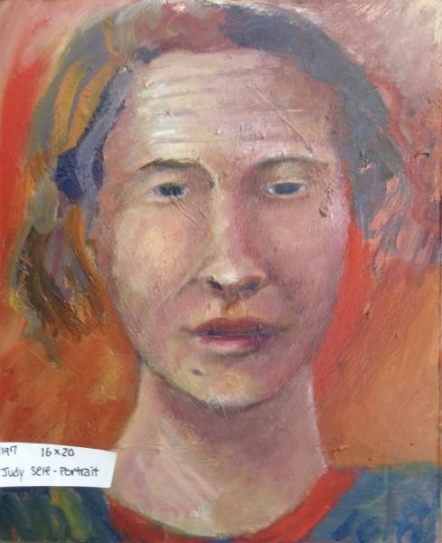 1197 Judy Self-Portrait
