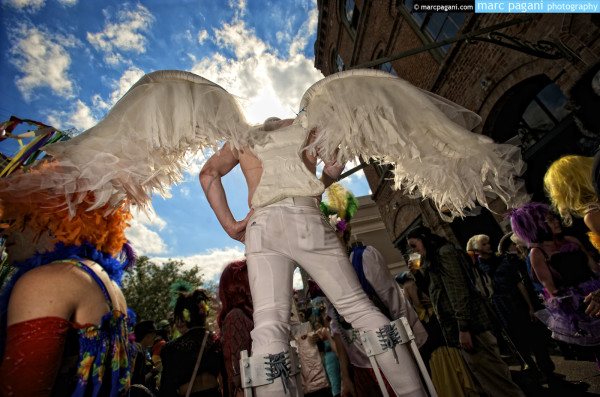 Vaughan Taylor & His Wings - Mardi Gras Day