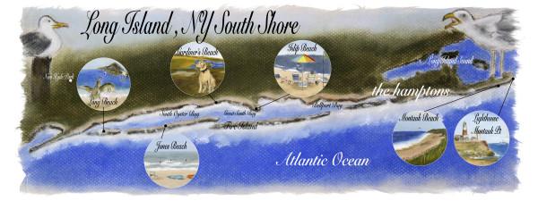 south shore of long island