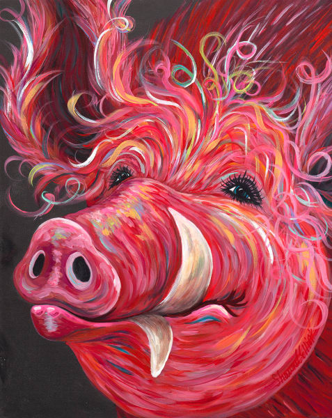 Girly Hog