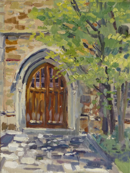 The Magic Door at Idlewild