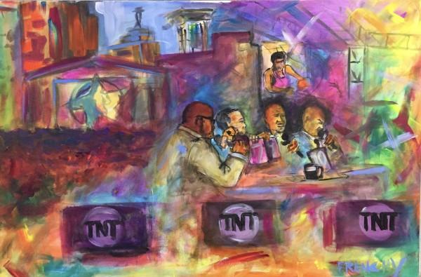 TNT All Star Weekend Talent Contest