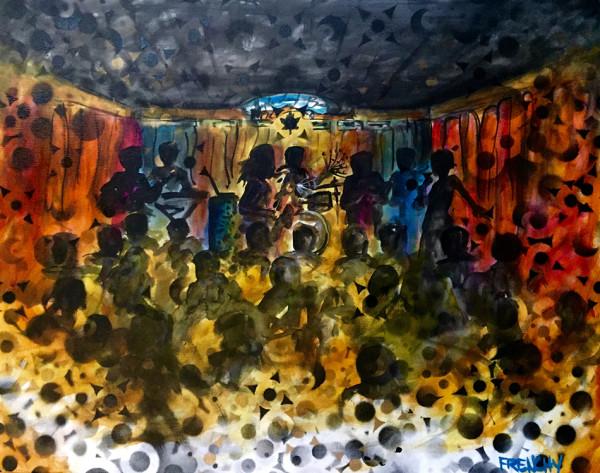 Kris Royal & Dark Matter