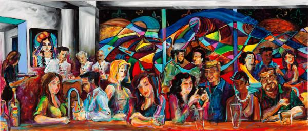 Mizado Mural
