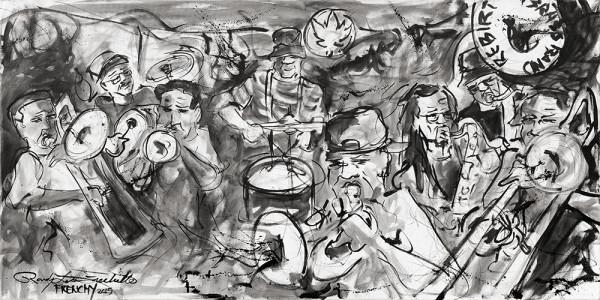 Rebirth Brass Band