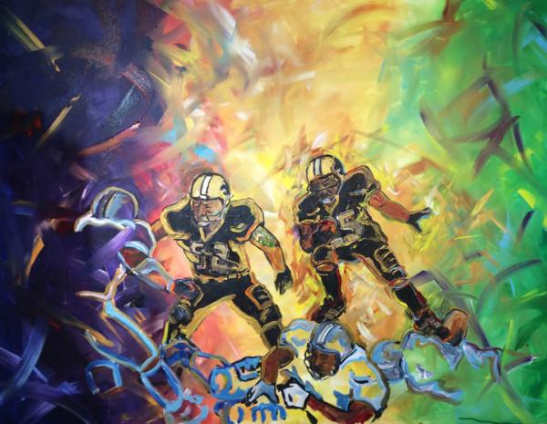 Saints vs. Panthers