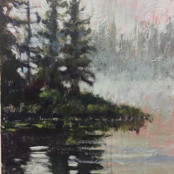 Pink Pond #6