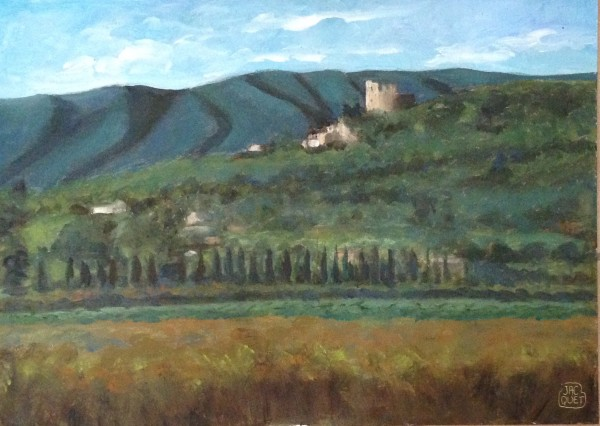 Lacoste, Vaucluse