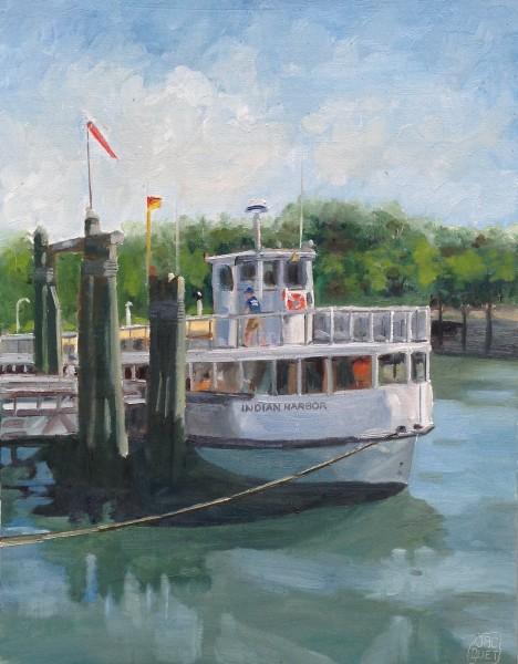 Indian Harbor Ferry