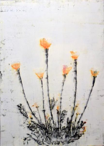 Kiiro no keshi (Yellow Poppy)