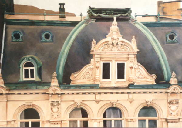 Roof in Trier