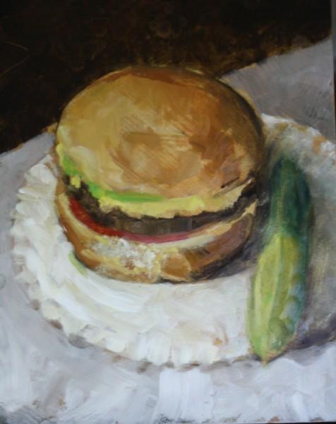 Marcee's Burger