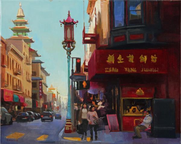 Chinatown Lamp - Grant Street