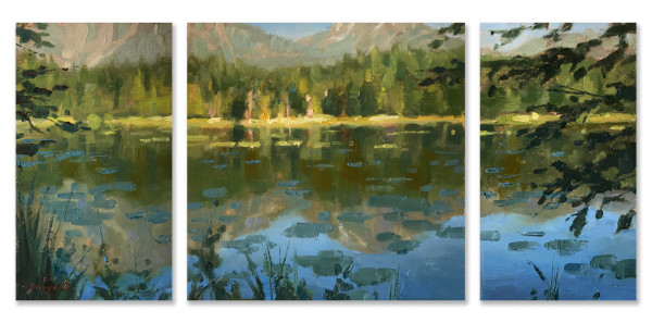 Johns Lake Lilies