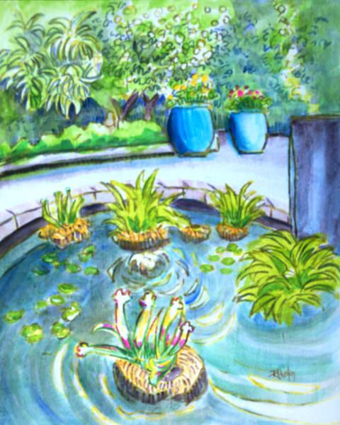 Botanical Garden 79, Lily Pond