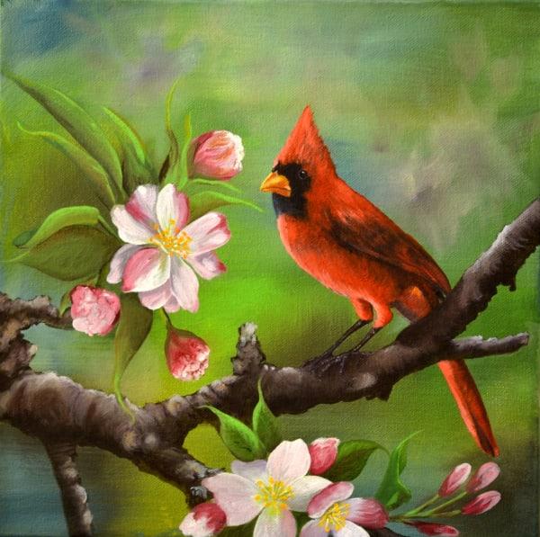 Scarlet Spring