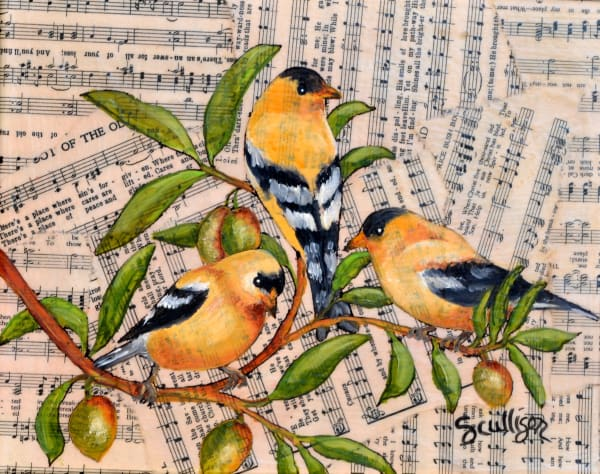 Songbird - 2Goldfinch