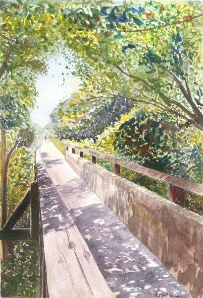 Lafayette Path