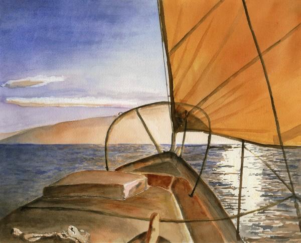 La Bella Sera/Sunset Sail